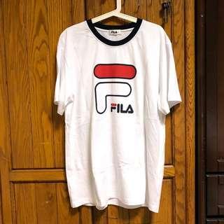 🚚 全新🇰🇷自帶!FILA Logo T-shirt classic