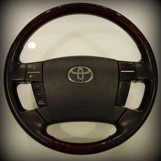 Toyota Mark X Steering Wheel