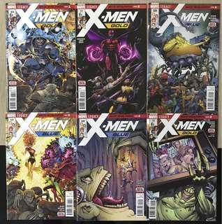 Marvel Comics X Men: Mojo Worldwide (Complete)