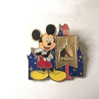迪士尼襟章 DISNEY PIN disney pin trading 迪士尼徽章交換