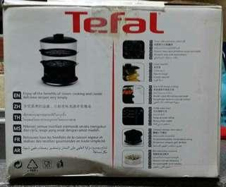 Hardly used Tefal food steamer