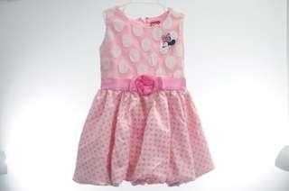 Pre-loved Disney Minnie Mouse dress for 2 yo