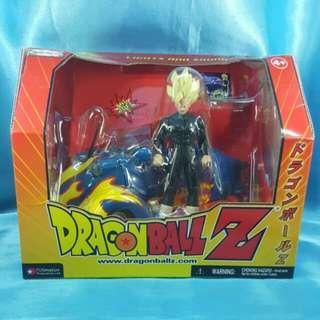 自行出價 合價即賣 龍珠 美版 三輪車 發光發聲 孫悟飯  Pacific Dragonball Z 668 3-Wheel Car Sound Light Figure Set Gohan