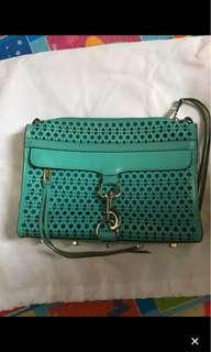 Authentic Rebecca Minkoff MAC in regular size