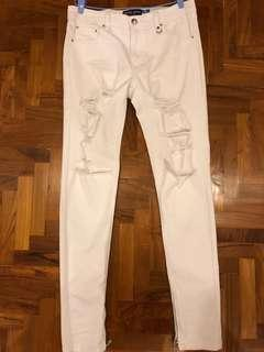 Hyper Denim White jeans