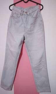 Celana jeans lee chooper