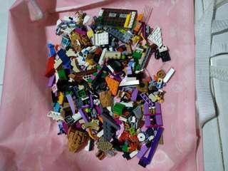 lego一堆