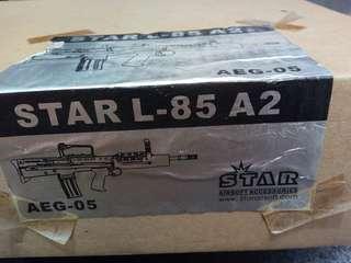 Star L-85 A2 AEG -05 電槍