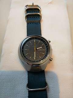 Vintage Seiko helmut chronograph 6139
