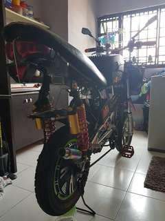 Ebike repair...