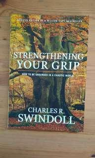 BN 'Strengthening Your Grip' by Charles Swindoll