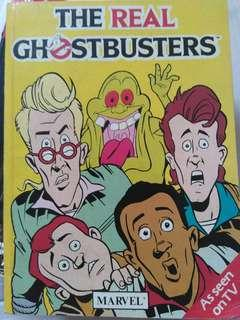 The real ghostbusters 1990