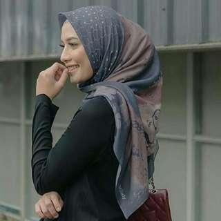My lady hijab x mega iskanti