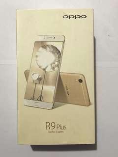 Oppo R9 Plus ( Rose gold)