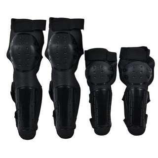 (INSTOCK) Elbow Arm Knee  Shin Guard