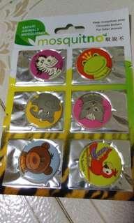 Citronella Stickers