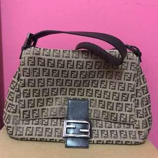 Authentic Fendi Mamma Zucca Small