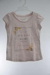 Pre-loved Moose girl Tshirts, All for 100