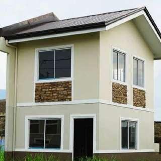 2 Bedroom - Jasmine Single Attach in Calamba Park Place, Makiling, Calamba, Laguna