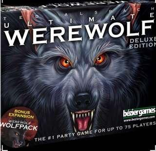 Ultimate werewolf deluxe
