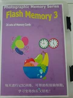 Photographic Flash Memory Cards