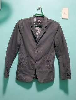 SOLO Coat (Moss Green)