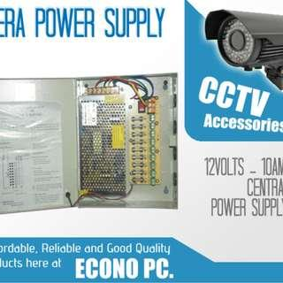 CCTV Centralized Power Supply with Box