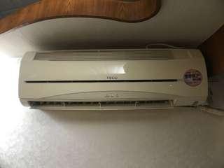 東元分離式冷氣 一對一 含室內機+室外機