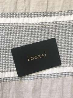Kookai credit