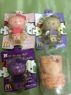 McDonald's Hello Kitty 100%new