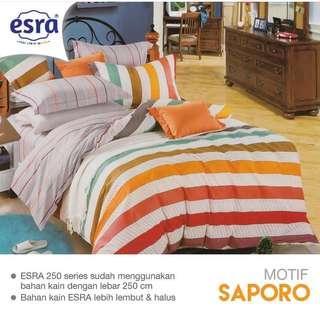 Seprei Esra uk 160x200 t 20cm Motif Saporo