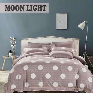 Seprei uk 160x200 t 20cm Motif Moon Light