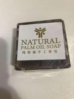 馬來西亞特產 純棕油手工香皂 天然護膚