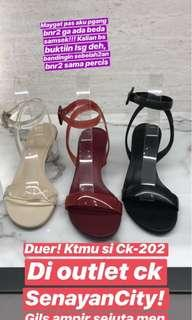 Almost Sold! Charles and Keith