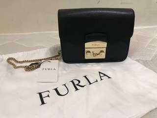 Furla Mini Bag 袋 黑色 crossbody