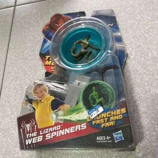 The Lizard Web Spinners (in Spiderman)