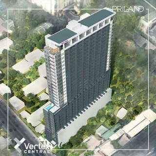 Residential Studio Unit Condominium in Cebu City