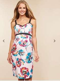 BNWT Motherhood Maternity dress shipped frm US