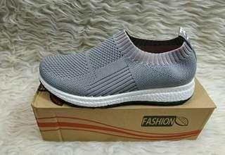 Fashion Slip On (Grey)