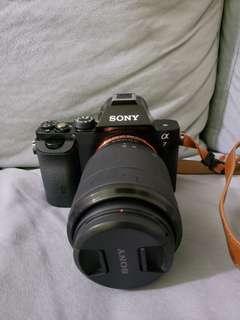 Sony A7 連一支原裝鏡(28-70)