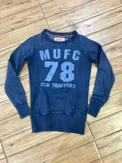 REPRICED! MANCHESTER UNITED SWEATER