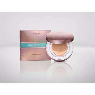 Cushion wardah instaperfect Minerallight matte