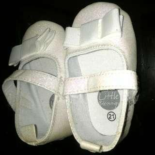 Baptismal Shoes For Baby Girl