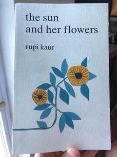 🚚 The Sun and Her Flowers by Rupini's Kaur
