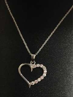 925 Sterling Silver Necklace (New)