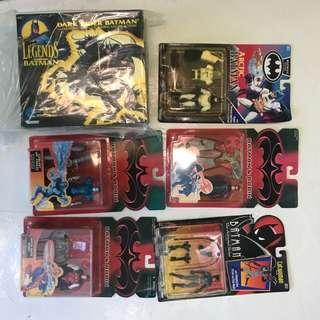 Batman Kenner 3.75 寸玩具