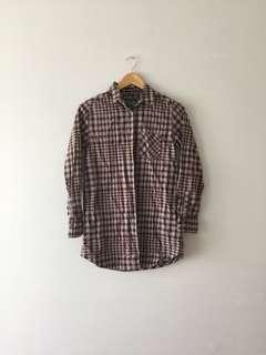 Roots Plaid Shirt