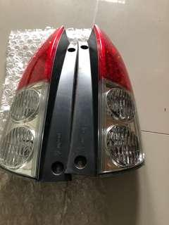 Myvie tail lamp cover