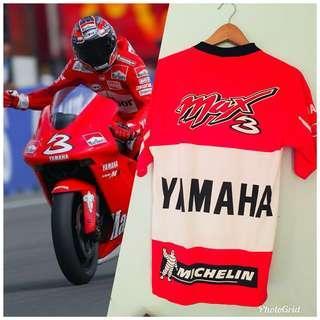 Yamaha max biaggi shirt
