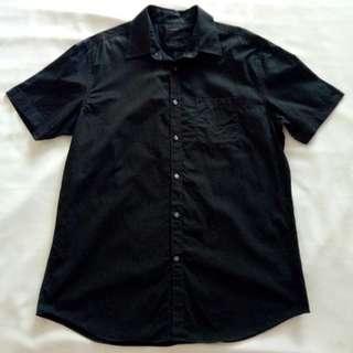 Celio Black Shirt